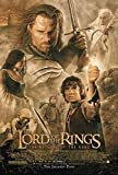 Close Up Herr der Ringe Poster Return of the King (68cm x 98cm) + Ü-Poster