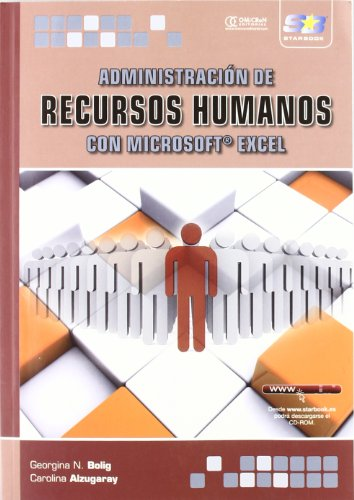 Administración de Recursos Humanos con Microsoft Excel por Georgina N. Bolig