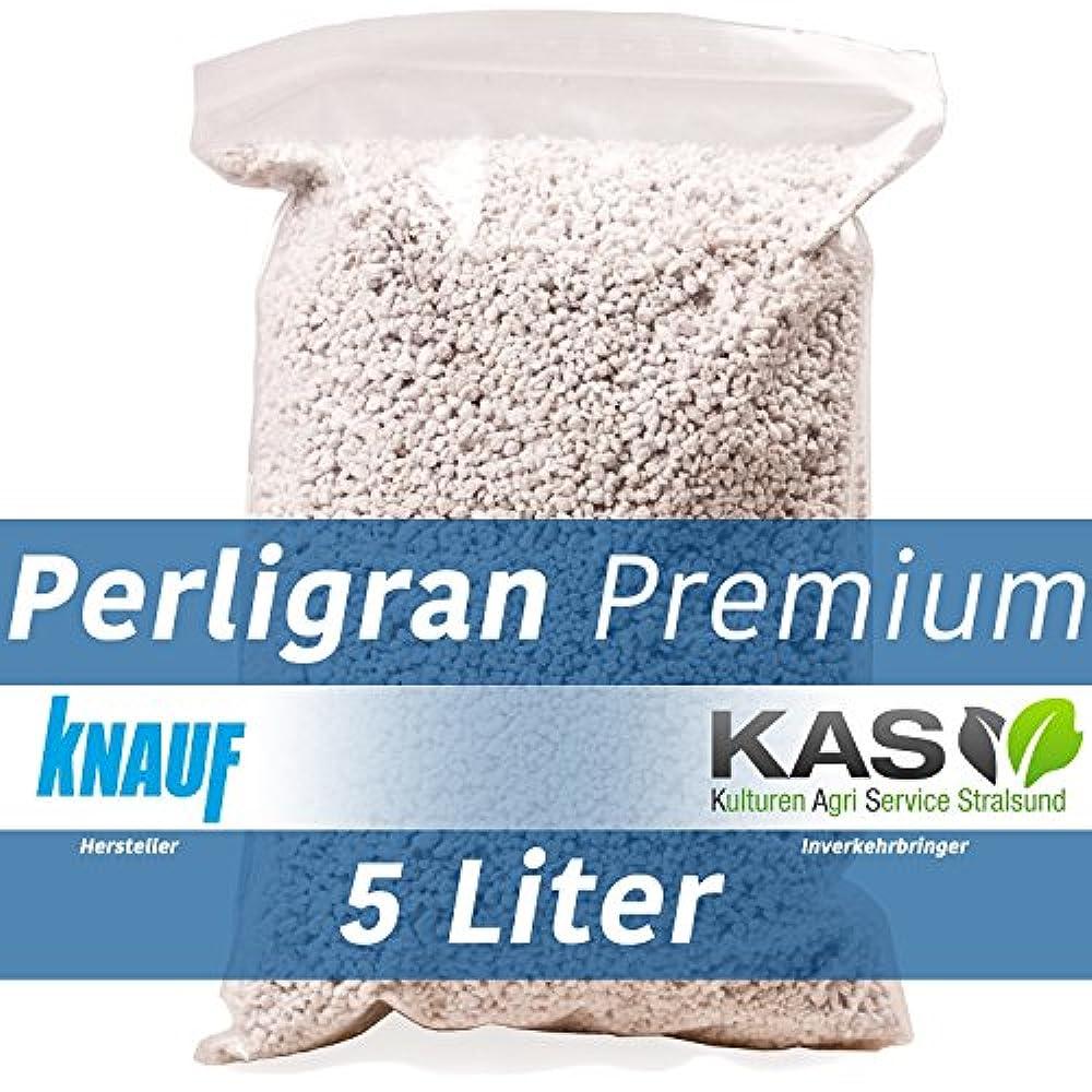 Knauf Perlite 10 Liter L Körnung 0//6 Perligran Erde Grow Pflanz-granulat