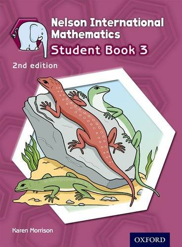 Nelson International Mathematics 2nd Edition Student Book 3