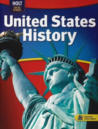 Holt McDougal United States History: Student Edition 2009 by White, William Deverell and Deborah Gray (2009) Hardcover