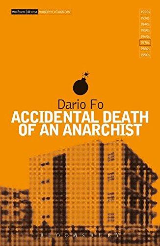 Accidental Death of an Anarchist (Methuen Modern Plays) (Modern Classics)