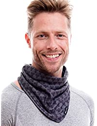 Hilltop Design Bandana / Dreieck Halstuch mit Fleece / Halstuch / viele Farben