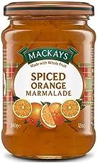Mackays Spiced Orange Marmalade, 340g