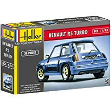 Glow2B Heller - 80150 - Maquete -Coche - Renault R5 Turbo - 1/43