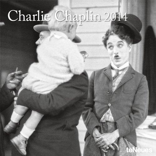 Charlie Chaplin 2014 Calendar (Chaplin Kalender)