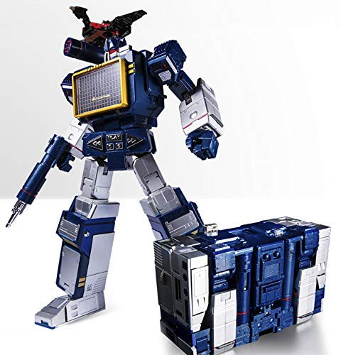 Toy House Factory Transformer THF-01J Masterpiece MP-13 Sonicwave
