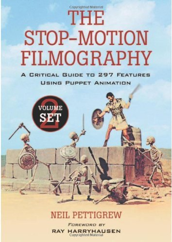 The Stop-motion Filmography: A Critical Guide to 297 Features Using Puppet Animation by Neil Pettigrew (2007-12-30) par Neil Pettigrew