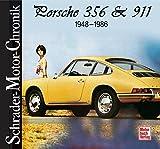 Porsche 356 & 911: 1948 - 1986 (Schrader-Motor-Chronik)