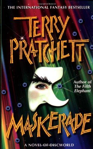 Book cover for Maskerade