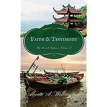 Faith & Testimony (The Breach Repairer Book 2) (English Edition)