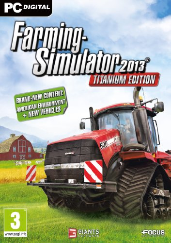 Farming Simulator 2013 - Titanium Edition [Téléchargement]