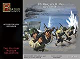 Pegasus Hobbies 7351 1:72 US Rangers D-Day