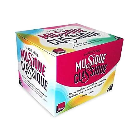 La boîte à quiz Musique Classique - France Musique