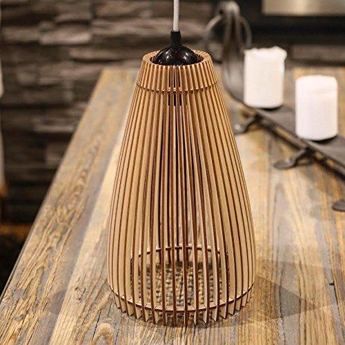 Brand NEW 2016 Modern Wooden Ceiling Lamp/ Classic Pendant