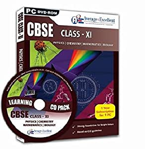 Average2Excellent Class 11 Combo Pack (Physics, Chemistry, Maths, Biology) CBSE (CD)