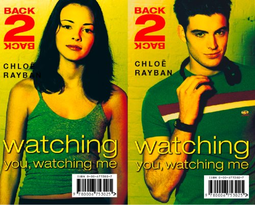 Watching You, Watching Me (Back-2-Back, Book 2) (English Edition)