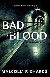 Bad Blood: A Thrilling Mystery Suspense Novel (An Emily Swanson Mystery Book 1)