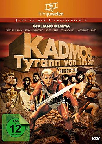 Bild von Kadmos - Tyrann von Theben (Filmjuwelen)