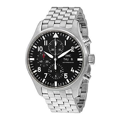 Los relojes de lujo IWC combinan perfectamente la tecnología suiza de alta precisión con los diseños más actuales y exclusivos.