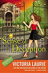 Sense of Deception: A Psychic Eye Mystery