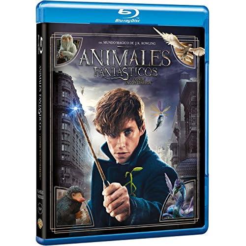 Animales Fantásticos Y Donde Encontrarlos Blu-Ray [Blu-ray] 11