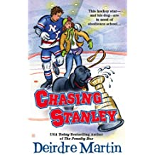 Chasing Stanley (New York Blades) by Deirdre Martin (2007-02-06)