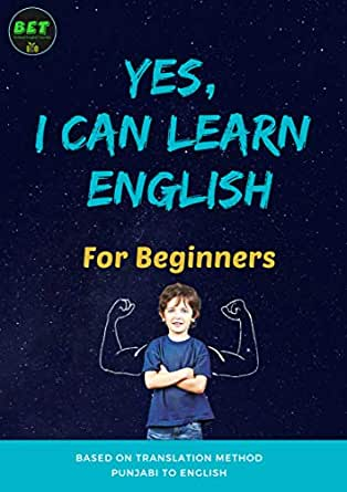 Yes, I Can Learn English: For Beginners (Punjabi to English