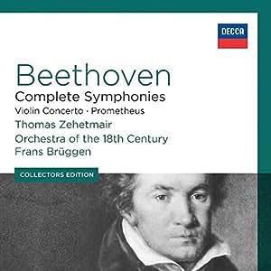 Beethoven: Sämtliche Symphonien/Violinkonzert