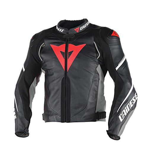 Dainese Super Speed D1 Leder Jkt, 54