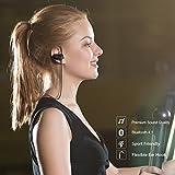 Bluetooth Kopfhörer Mpow® wireless Kopfhörer Headset Over-Ear Noise Cancelling Schweiß-für Running mit Mikrofon für iPhone 77Plus, iPhone 6S, Huawei und andere Smartphones (Bluetooth 4.1, AVRCP, A2DP, 7Stunden Spielzeit) Bild 8