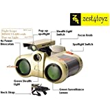 Zest 4 Toyz Night Vision Binocular With Pop Light - Multi Color