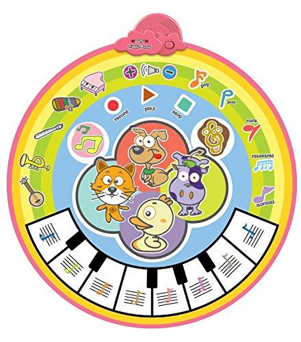 ddi-Music, Musikmatte für Kinder (Musik Teppich)