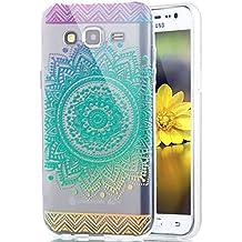 Ukayfe Copertura dura per la Samsung Galaxy J1(2016), Elegante e