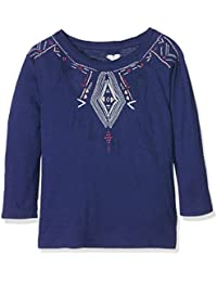Roxy My Hologram Native Festival T-Shirt Fille Blue