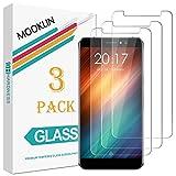 [Pack de 3] MOOKLIN Verre Trempé Ulefone S8 Pro, [ANTI RAYURES] Film Protection écran en Verre trempé pour Ulefone S8 Pro