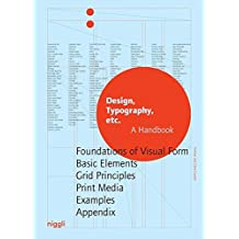 Design, Typography etc.: A Handbook
