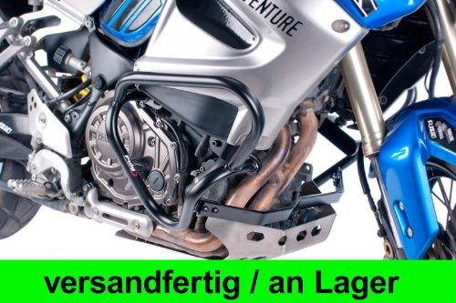 Paramotore Puig Yamaha XT 1200 Z Super Tenere 10-14 nero
