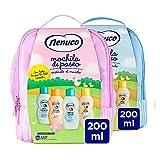 Nenuco Zaini Nenuco Pack Baby con Colonia, sapone, shampoo e latte idratante [Exclusive Pack 2 Unità]