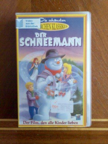 Preisvergleich Produktbild Der Schneemann [VHS]