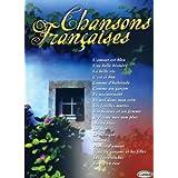 Chansons Francaises Piano Vocal Guitar Book