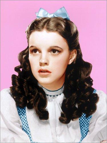 Oz Blechmann Von Kostüm Zauberer Der (Alu Dibond 60 x 80 cm: Dorothy, Der Zauberer von Oz, Judy Garland, 1939 von Everett)
