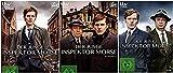 Der junge Inspektor Morse Staffel 1-3 (7 DVDs)