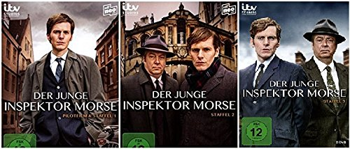 Staffel 1-3 (7 DVDs)