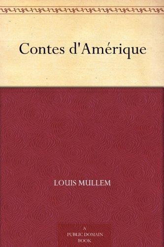 Couverture du livre Contes d'Amérique