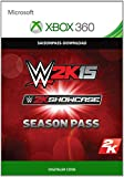 WWE 2K15 Showcase Season Pass [Xbox 360 - Download Code]
