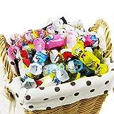 Préservatif Creative personnalité Candy Fruit parfumé Advanced latex préservatif Tricky Game Gift 15 Pack