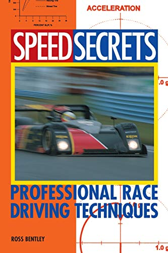 Speed Secrets: Professional Race Driving Techniques por Ross Bentley