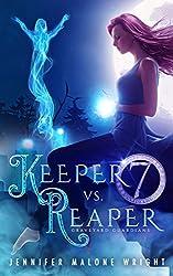 Keeper vs. Reaper (Graveyard Guardians Book 1)