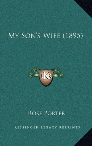 My Son's Wife (1895)
